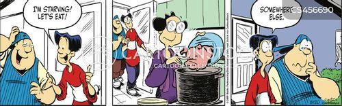 offal cartoon