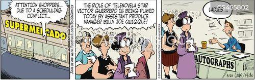 telenovela cartoon