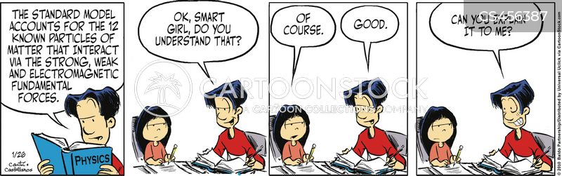 physics teachers cartoon