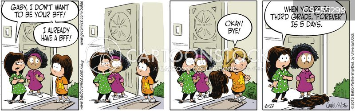 childhood friend cartoon