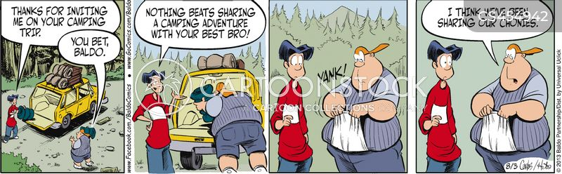 bros cartoon