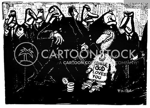 limbless cartoon