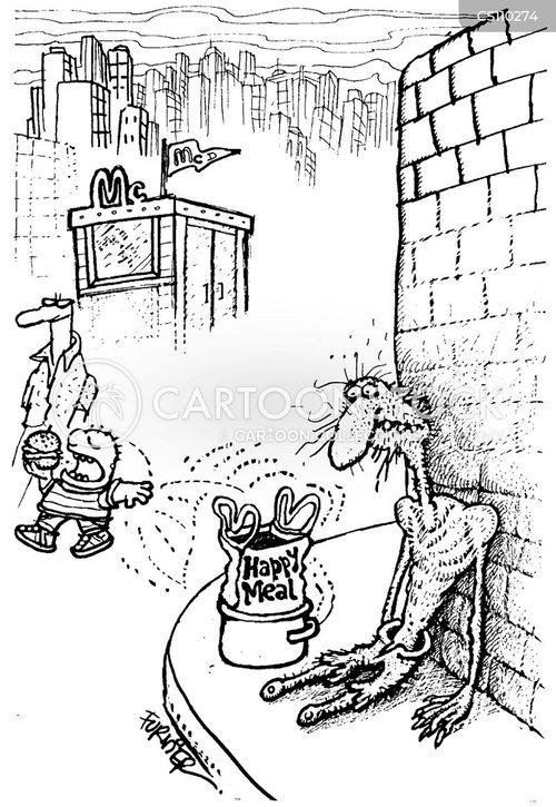 callousness cartoon