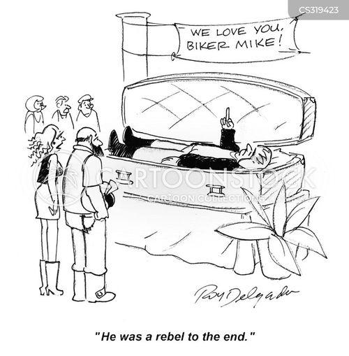 rebelled cartoon