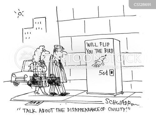 civilised societies cartoon