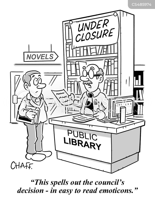 public spaces cartoon