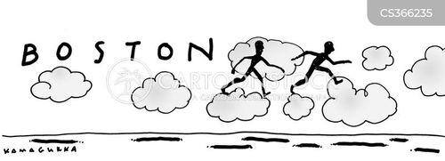 boston bombings cartoon