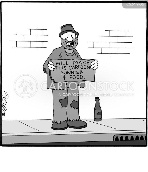 improv cartoon