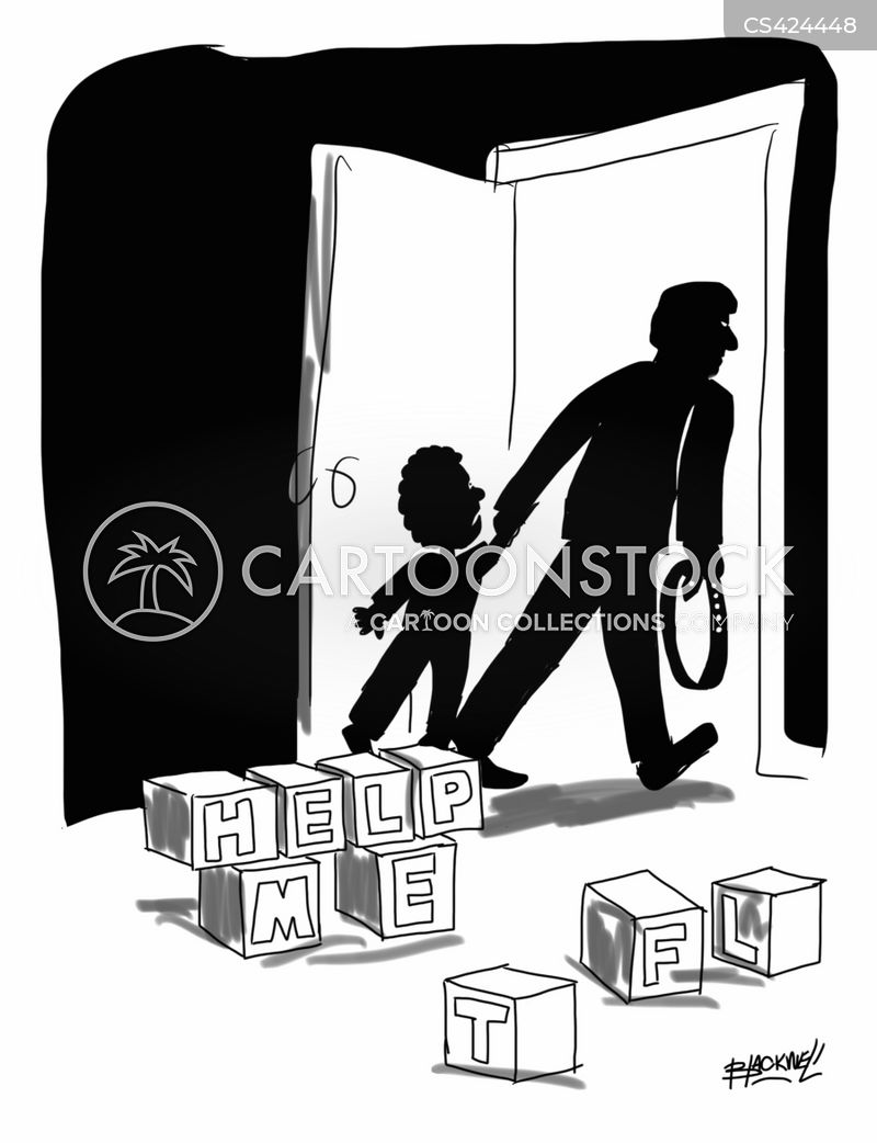 abusive parents cartoons and comics funny pictures from cartoonstock