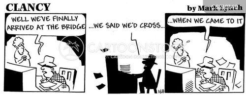 clich cartoon