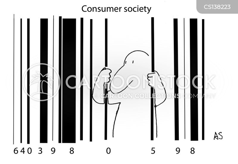 barcodes cartoon
