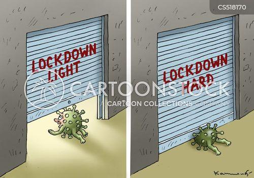 restricting cartoon