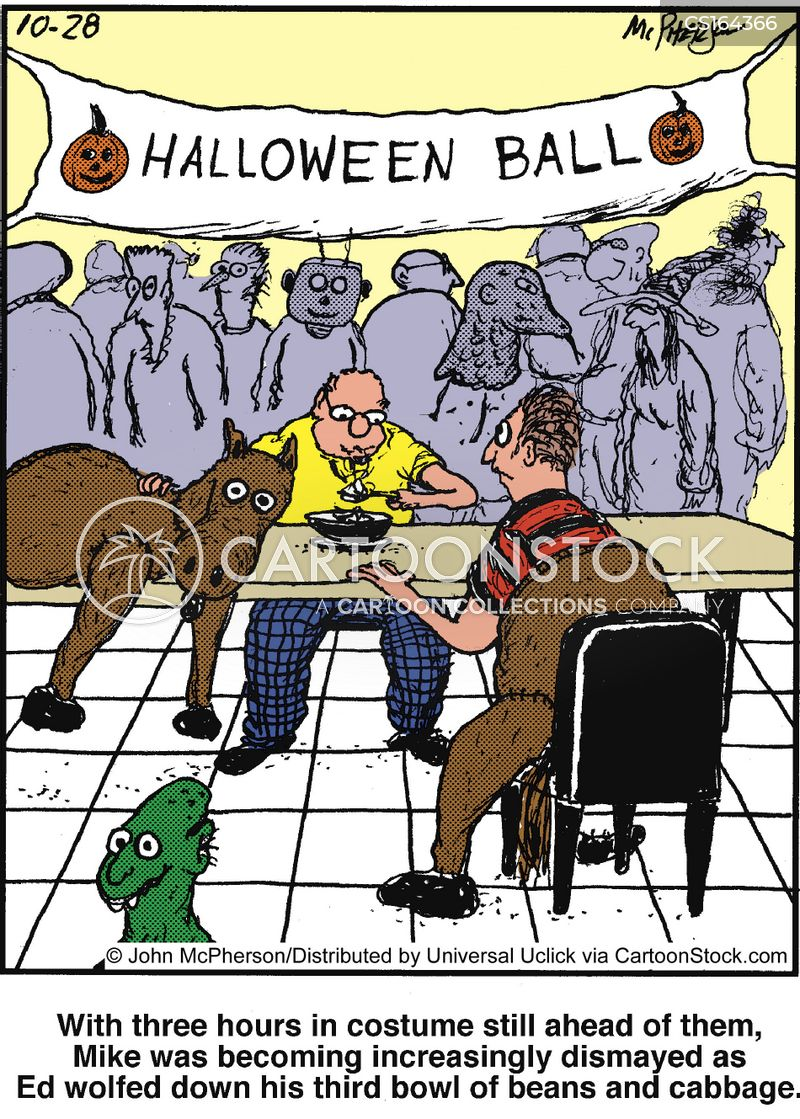 Halloween Cartoons And Comics Funny Pictures From