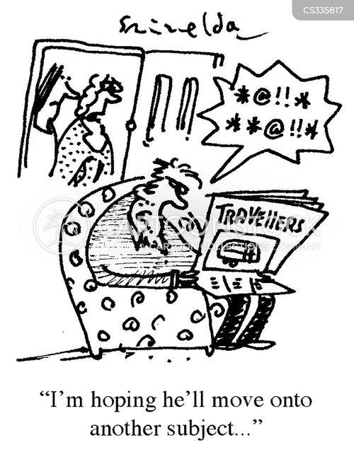 topics cartoon