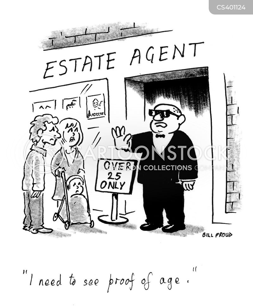 housing benefits cartoon