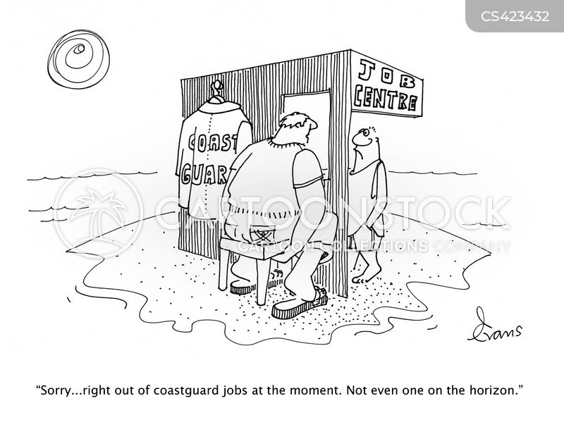 coast-guard cartoon