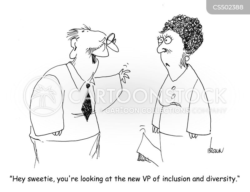inclusion cartoon