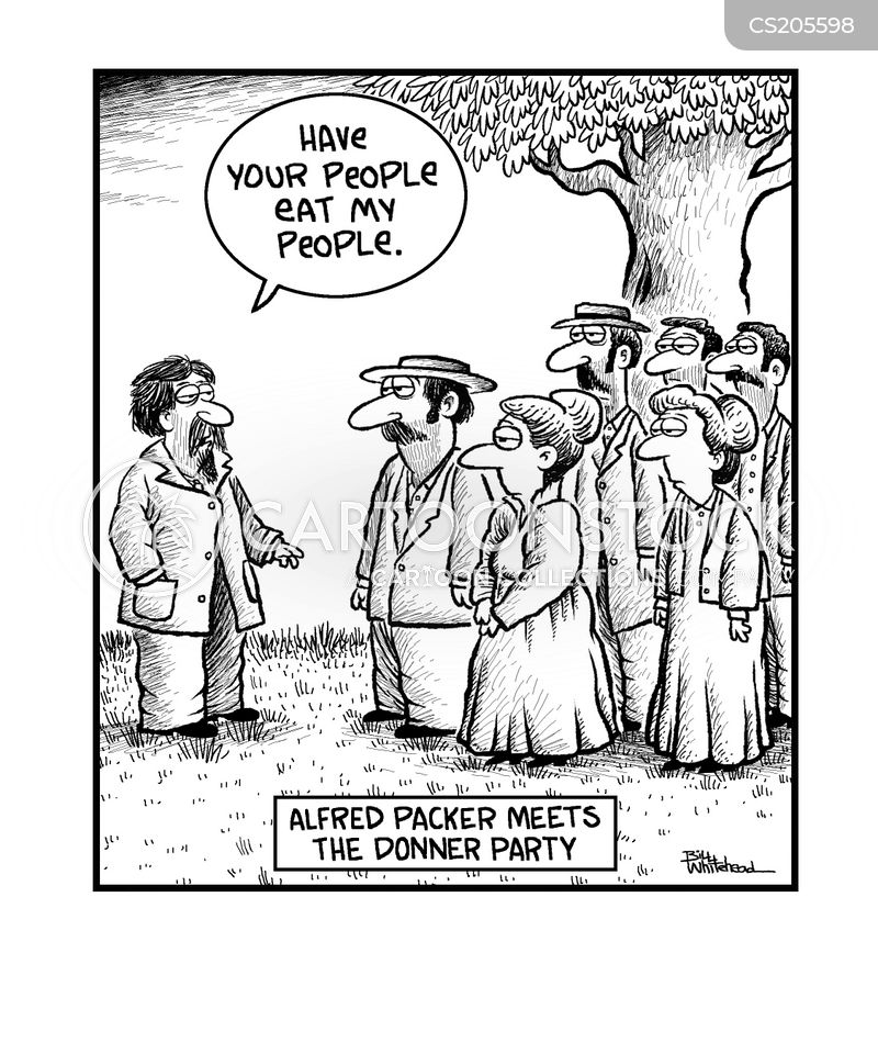 american pioneers cartoon