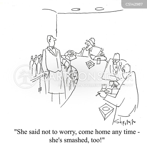 relieve cartoon