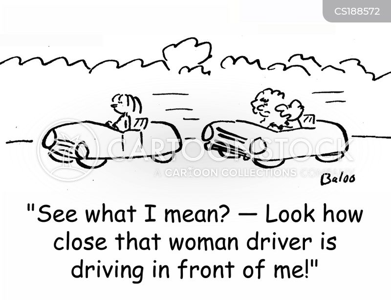 chauvinism cartoon