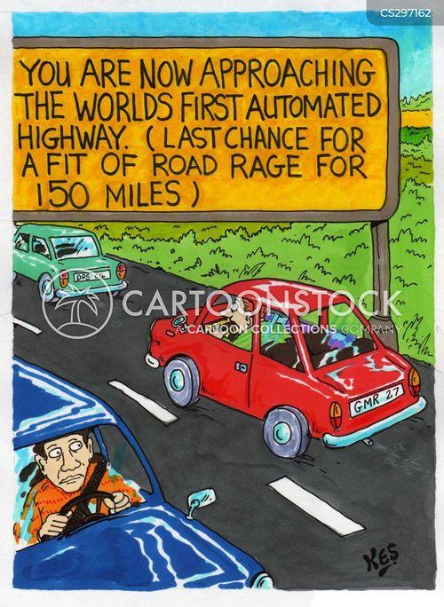 superhighway cartoon
