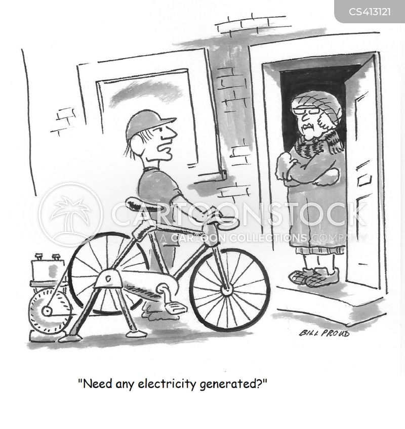 generators cartoon