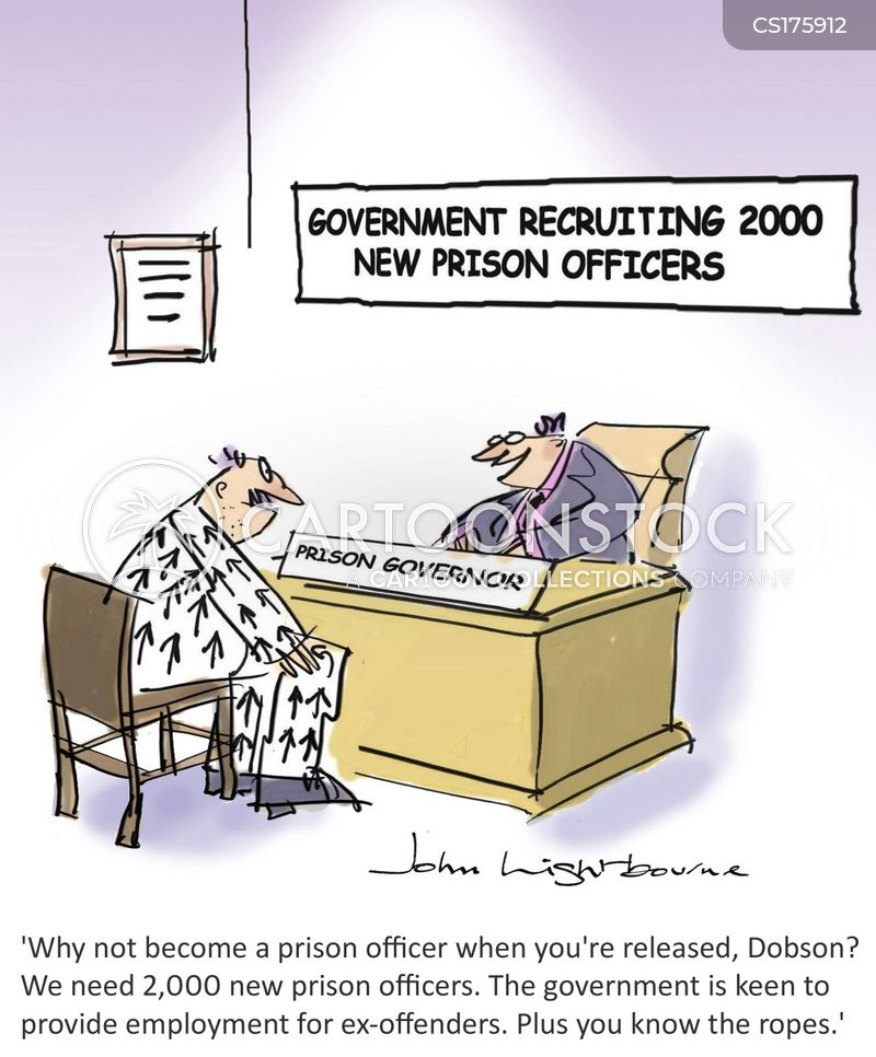 ex-convicts cartoon