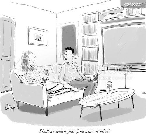 news feeds cartoon