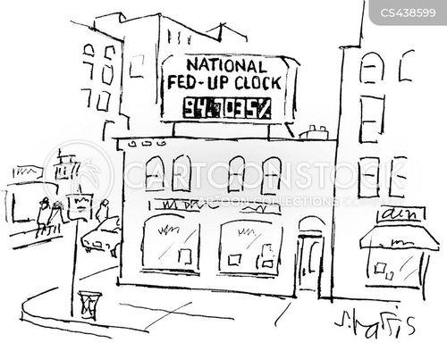 fed-up cartoon