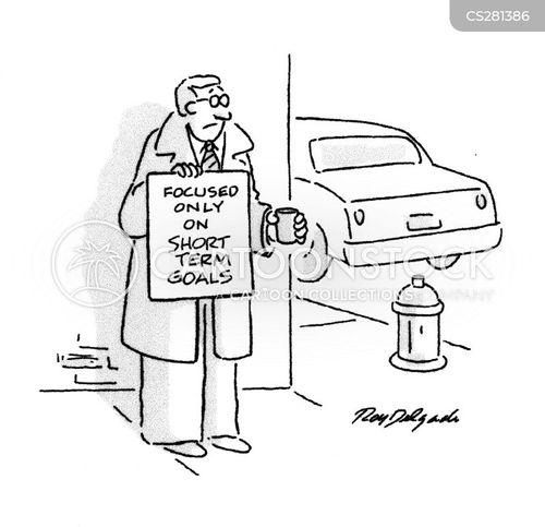 Image result for short term cartoon
