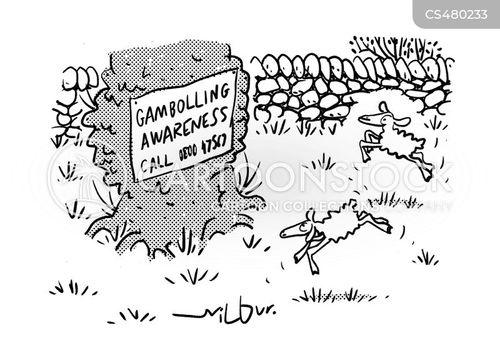 frolicker cartoon