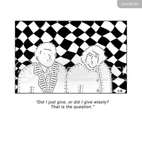 benefactor cartoon