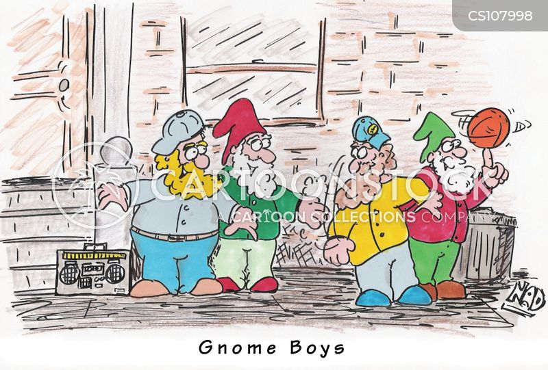 home boys cartoon