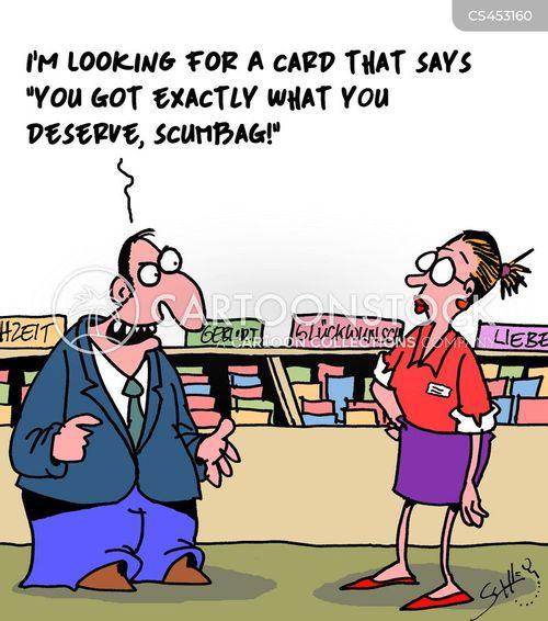 Anti greeting cards cartoons and comics funny pictures from anti greeting cards cartoon 2 of 3 m4hsunfo