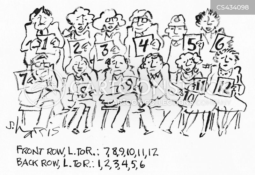group photos cartoon