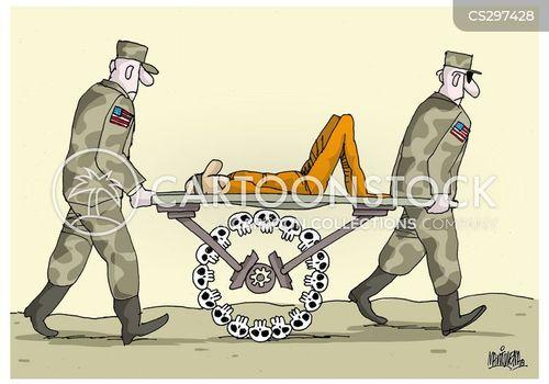 gitmo cartoon