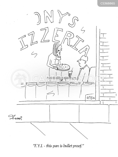 pizzerias cartoon