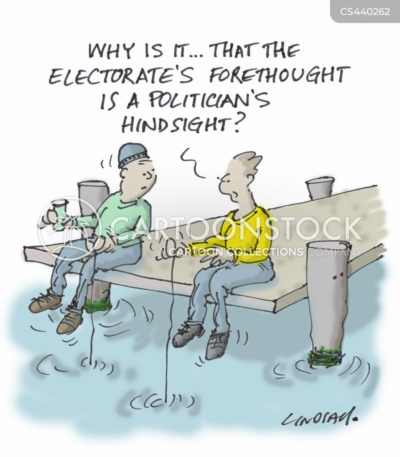 forethought cartoon