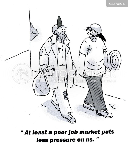 live on the street cartoon