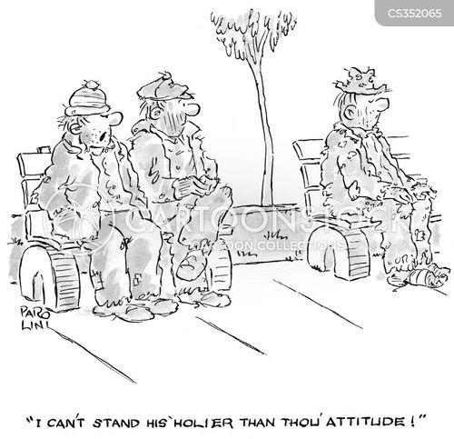 thou cartoon