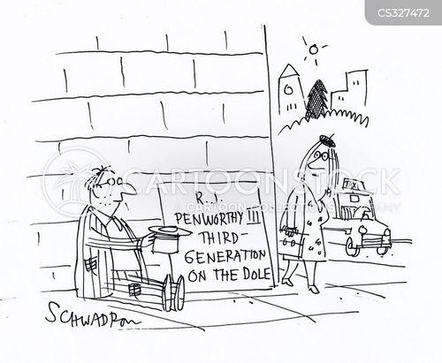 life on the streets cartoon