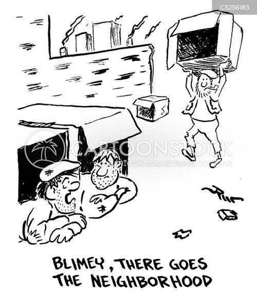 undesirables cartoon
