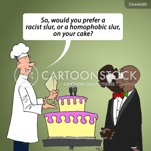 homophobe cartoon