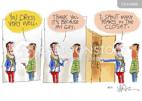 fashion-sense cartoon