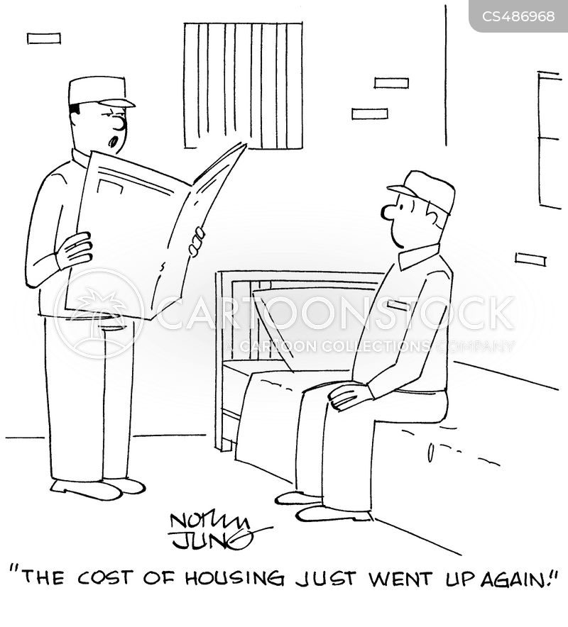 housing cost cartoon