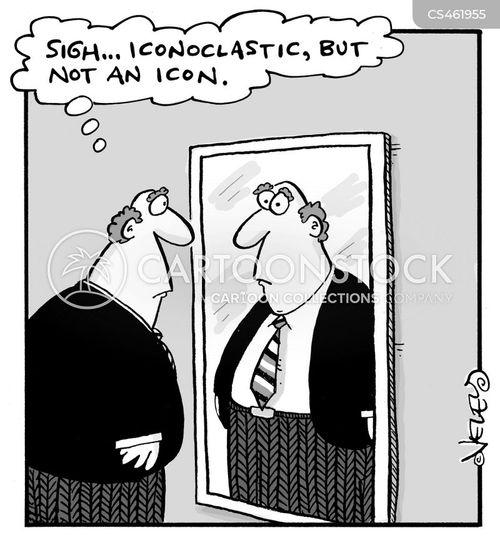 self-assess cartoon