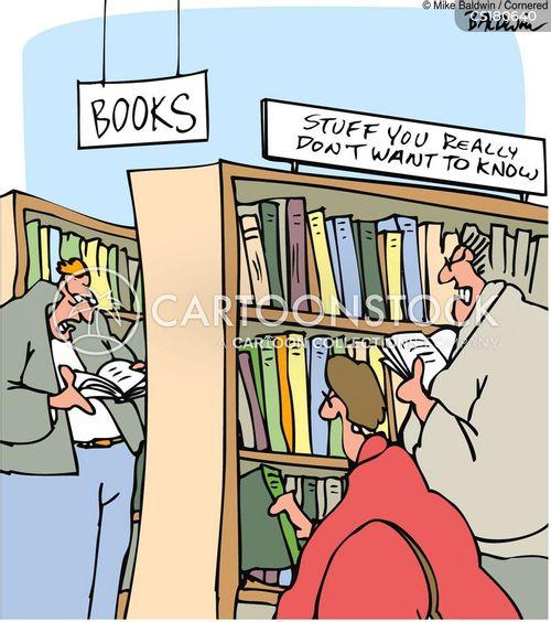 information overload cartoon