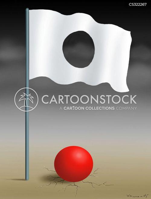 nuclear meltdown cartoon