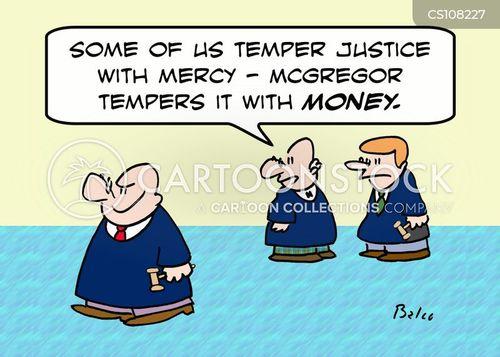 merciful cartoon