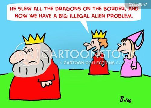 slew cartoon